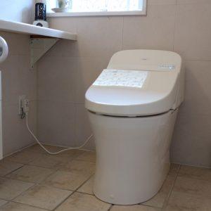 綺麗が続く、快適トイレに。
